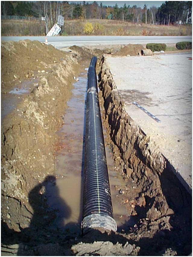 Instalaciones de drenaje