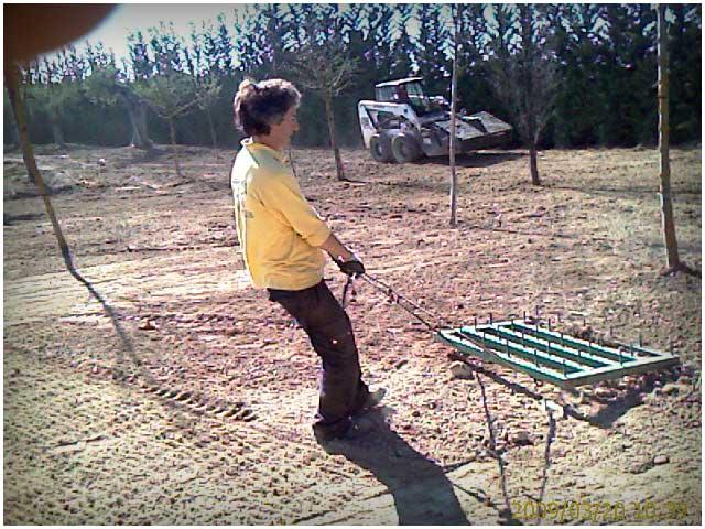 Preparación de suelos